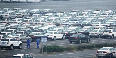 تراجع مبيعات سيارات الركاب بالصين خلال الربع الأول من 2020