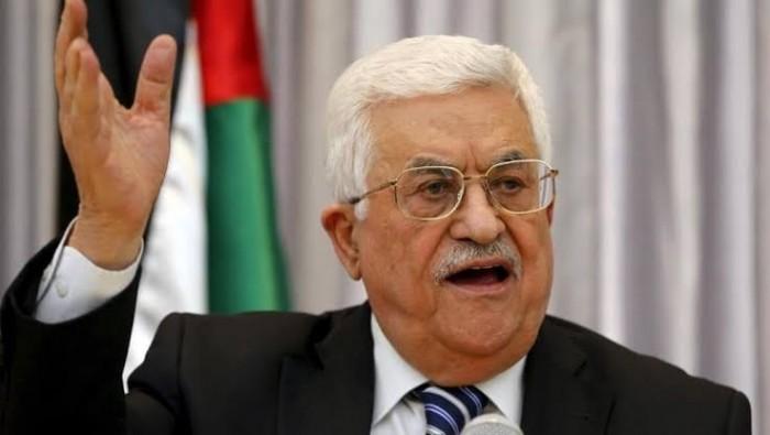 الرئيس الفلسطيني يتوعد باتخاذ اجراءات سريعة في حال ضمت إسرائيل أجزاء من الضفة