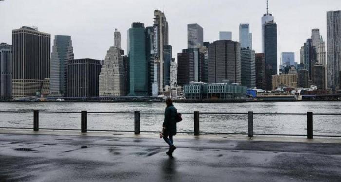 نيويورك تشهد تراجعا في معدلات الإصابة بكورونا خلال 24 ساعة الماضية