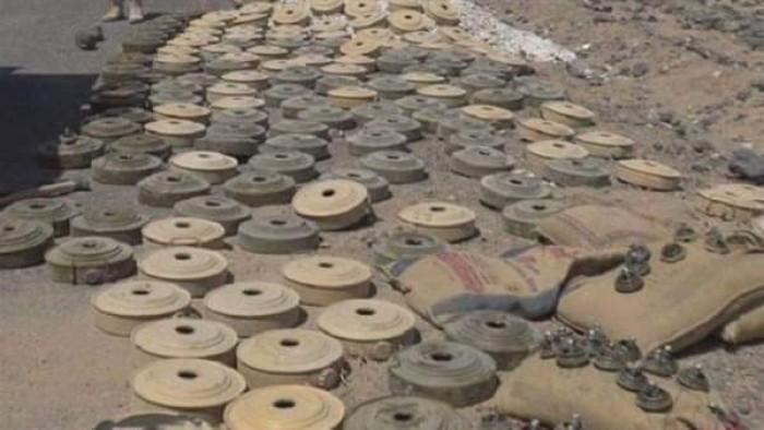 الحوثي يستغل غياب الرقابة الأممية ويغرق اليمن بالألغام