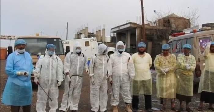 القوات المشتركة بالحديدة.. يد تهزم الحوثي وأخرى تقاتل الوباء