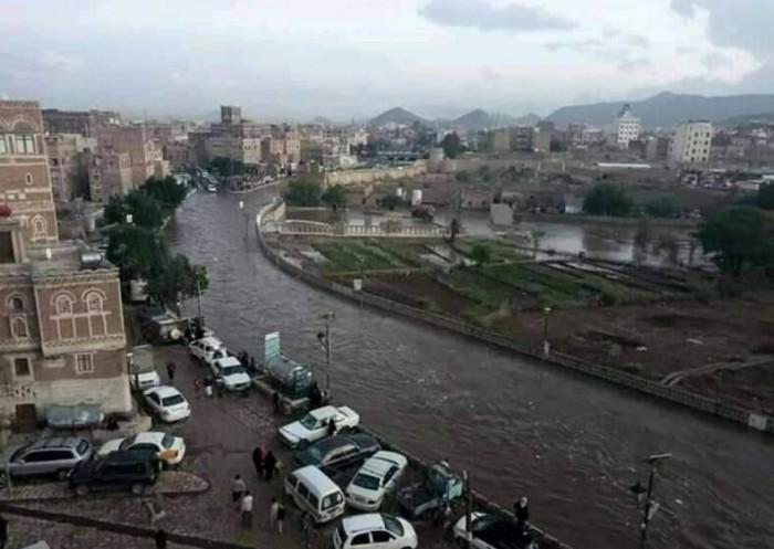 أمطار الشمال.. كيف فضحت الإهمال الحوثي؟