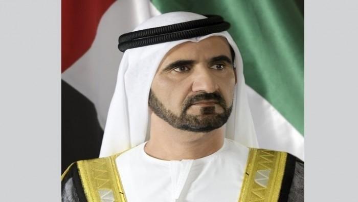 بن راشد يهنئ شعب الإمارات بحلول شهر رمضان