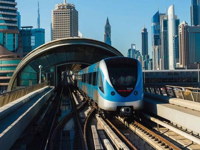 الأحد المقبل.. إعادة العمل في مترو دبي
