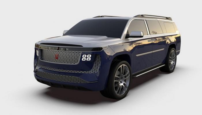 بقدرات فائقة..تريتون تطرح سيارة Model H الكهربائية
