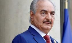 حفتر يعلن إسقاط اتفاق الصخيرات وتولي قيادة البلاد بتفويض من الشعب