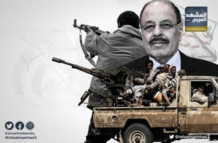 اعتداءٌ غاشمٌ ثان.. إرهاب الإخوان يطال محمد شمسان