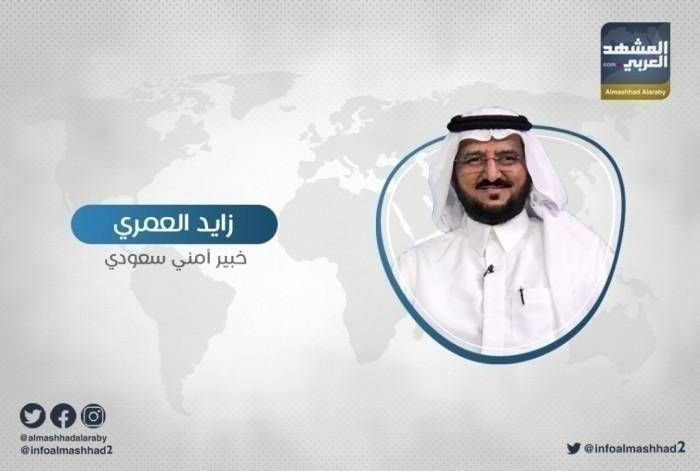 """بعد الهجوم على الانتقالي والتحالف..العمري لـ"""" الإخوان"""": """"عيب عليكم"""""""
