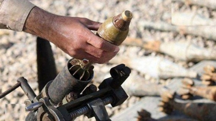قذيفة حوثية تقتل سيدة وتصيب زوجها في حيفان