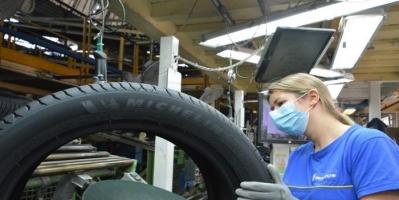 بسبب كورونا..تراجع مبيعات ميشلان الفرنسية لصناعة إطارات السيارات