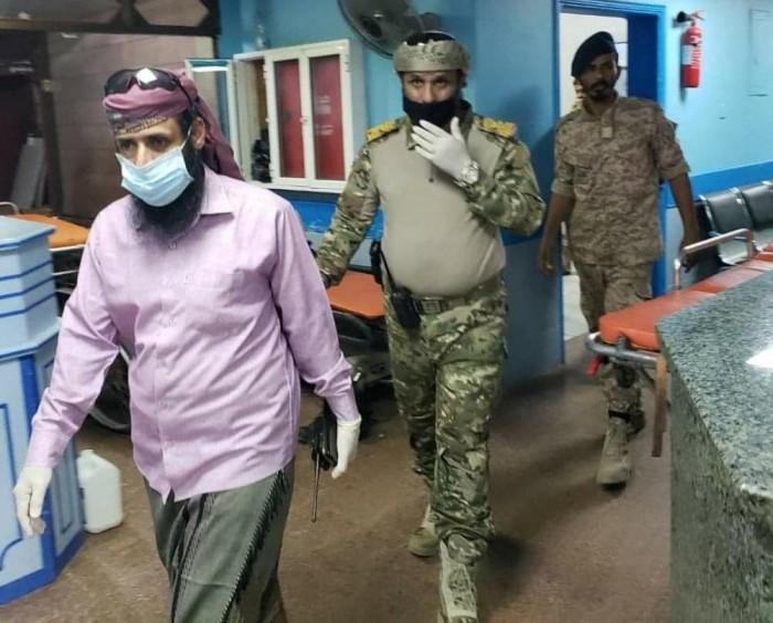 تكليفات أمنية لمستشفيات عدن بإعداد حجر صحي