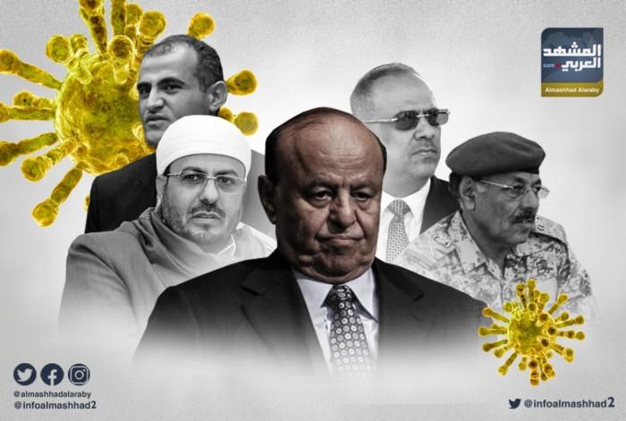 كورونا ينافس إهمال الشرعية في عدن (ملف)
