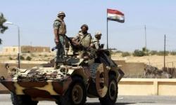 داعش يُعلن مسؤوليته عن الحادث الإرهابي في بئر العبد وقتل 10 جنود مصريين
