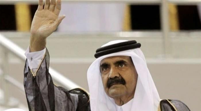 سياسي سعودي يكشف حقيقة إصابة حمد بن خليفة بكورونا