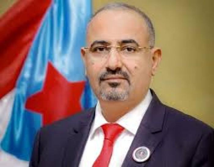 """رئيس """"الانتقالي"""": اتفاق الرياض أزعج تجار الحروب"""