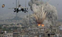 مقتل 14 شخصا من المليشيات الإيرانية في غارة إسرائيلية شرقي سوريا
