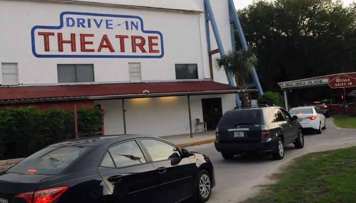 عودة قريبة لسينما السيارات الصيفية في أمريكا