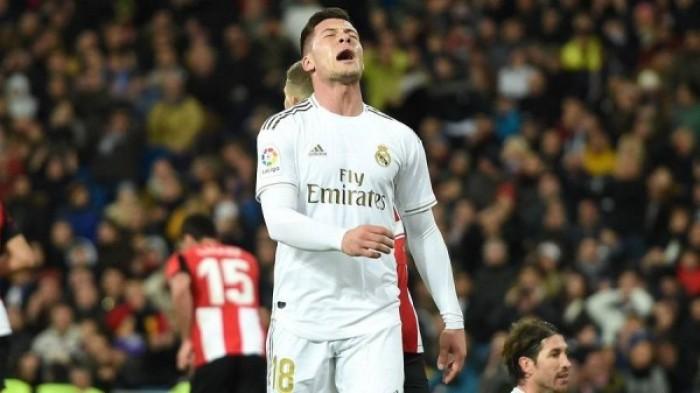 ريال مدريد يعلن إصابة لاعبه لوكا يوفيتش بكسر في مفصل القدم اليمنى