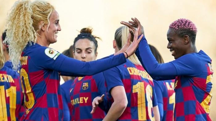 رسميا.. إلغاء الدوري الإسباني للسيدات وتتويج برشلونة