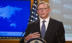 هوك: ملتزمون بحماية أمن حلفائنا بالخليج وردع الخطر الإيراني