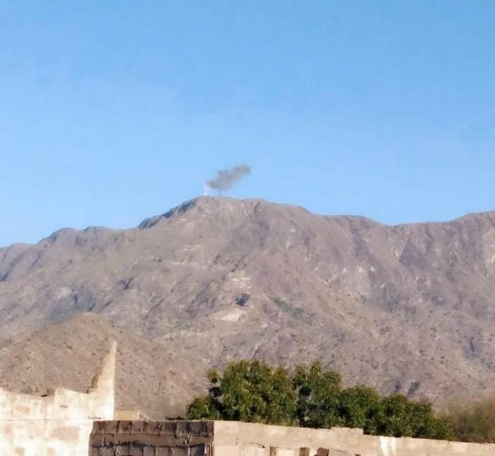 غارات ساحقة على الحوثيين شمال الضالع
