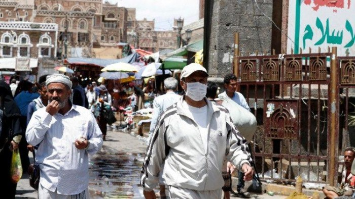 بعد تفشي كورونا بصنعاء.. الحوثيون يدعون المواطنين للبقاء بمنازلهم