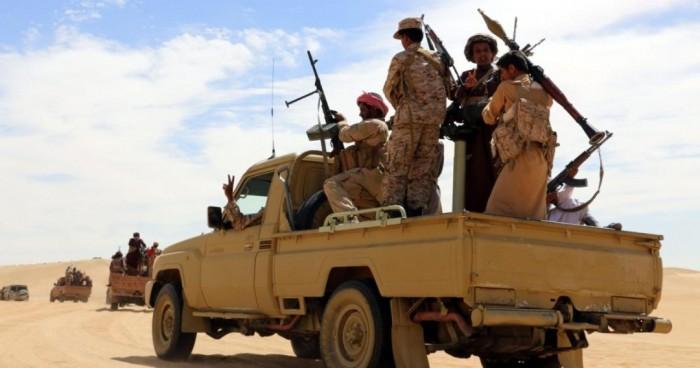 عاجل.. مليشيا الإخوان تستهدف معسكر العلم بشبوة
