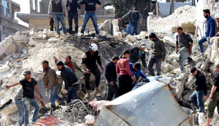 العفو الدولية: سوريا وروسيا ترتكبان جرائم حرب في إدلب