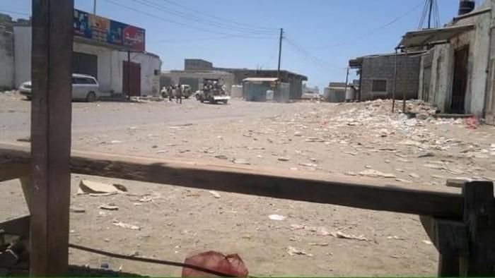 تكدس جثث قتلى مليشيا الإخوان بمستشفى شقرة