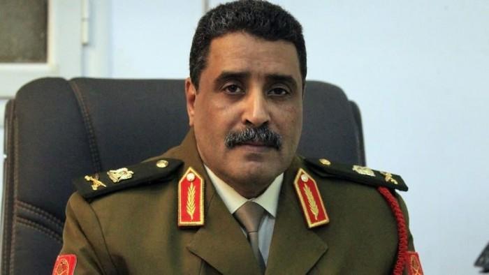 المسماري: البيان الخماسي يعتبر بمثابة اعتراف دولي بشرعية الجيش الليبي