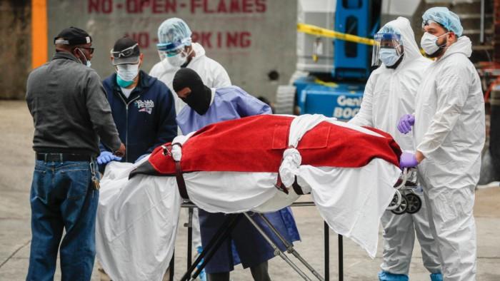 عاجل.. أمريكا تسجل أقل من 900 وفاة بـ«كورونا»