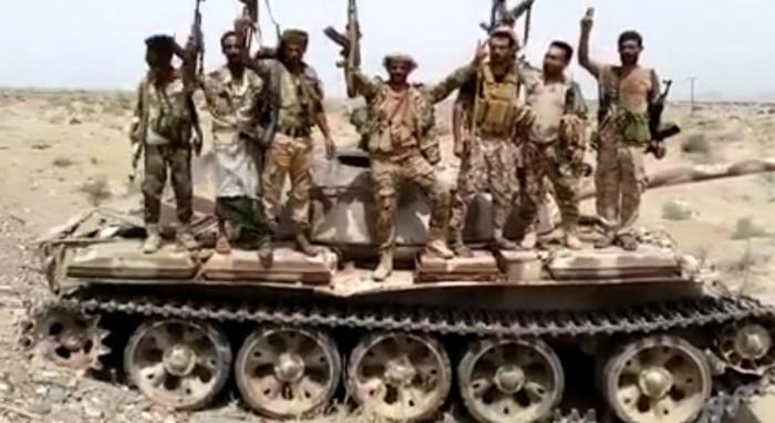القوات الجنوبية تكتسح مليشيا الإخوان وتتقدم نحو شقرة (صور)