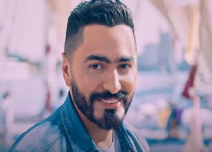 """تامر حسني يحضر لأغنية جديدة بعنوان """"أجمل ناس"""""""