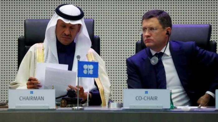 السعودية وروسيا: نشعر بالرضا إزاء تحسن المؤشرات الإقتصادية لسوق النفط