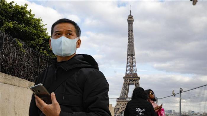 فرنسا تسجل 622 إصابة جديدة بفيروس كورونا