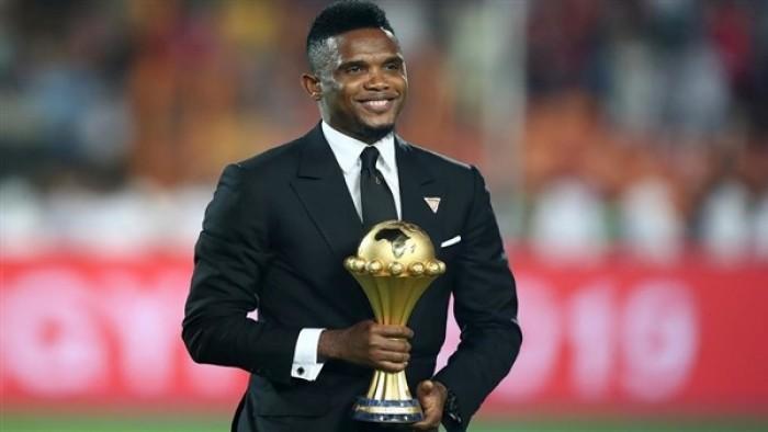 إيتو: «الظاهرة» أفضل مهاجم في التاريخ.. ومبابي سيسيطر على كرة القدم