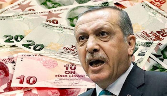 تركيا تنهار اقتصادياً وتستجدي تمويلا من الخارج تحسبا لأزمة عملة