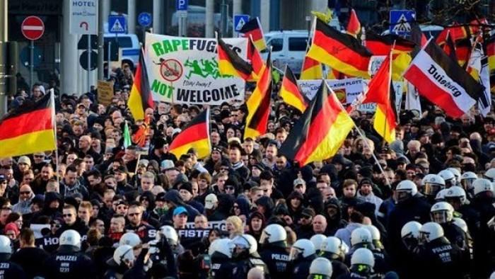 ألمانيا تشهد تظاهرات غاضبة ضد إجراءات كورونا