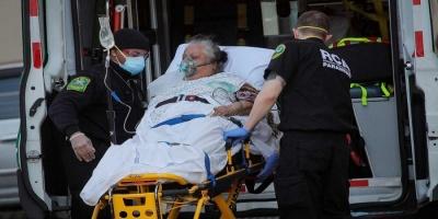 في 24 ساعة.. أمريكا تسجل 1237 حالة وفاة بفيروس كورونا