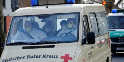 ألمانيا تسجل 33 حالة وفاة جديدة بـ«كورونا»