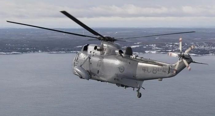 تحطم طائرة عسكرية كندية قرب المحيط الهادي