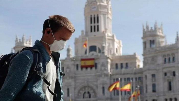 إسبانيا تُسجل 59 وفاة جديدة بكورونا