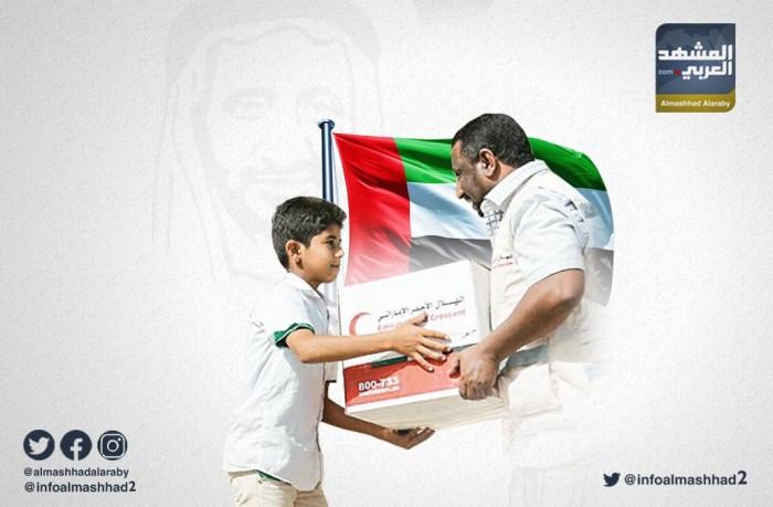 غيث الإمارات يعالج آثار كورونا السلبية على فقراء اليمن