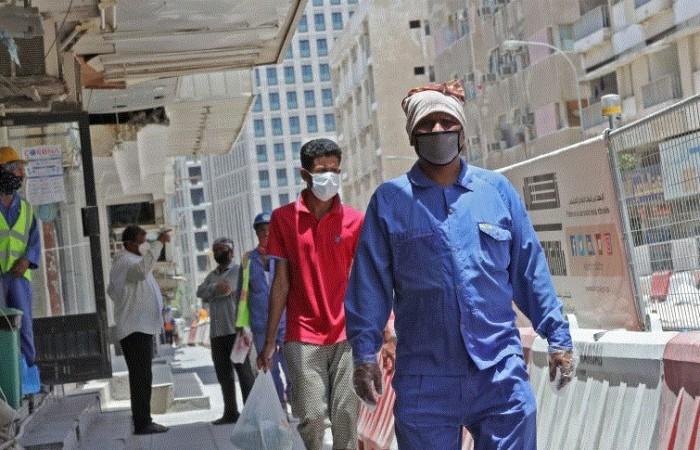 كاتب إماراتي يكشف حقائق مدوية عن كورونا في قطر
