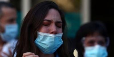 البرازيل.. 674 حالة وفاة جديدة بفيروس كورونا