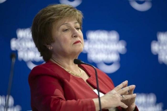 """""""جورجيفا"""" تكشف عن توقعات النقد الدولي لتعافي الاقتصاد العالمي من تداعيات كورونا"""