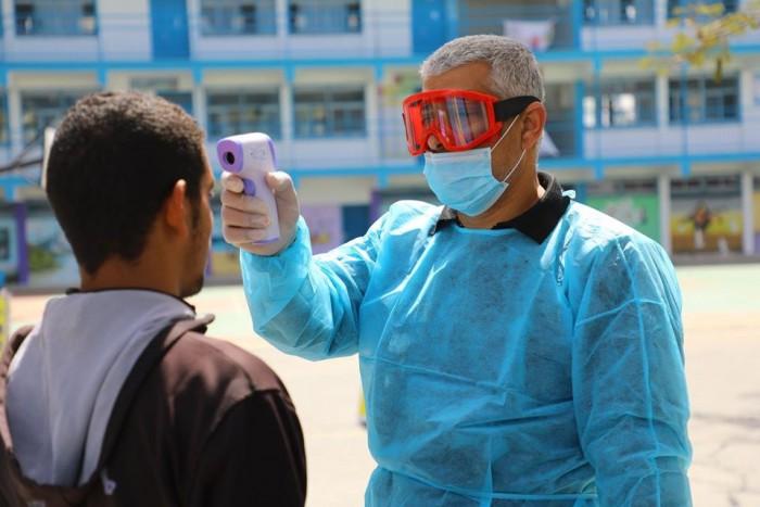 غزة تُسجل 3 إصابات جديدة بفيروس كورونا