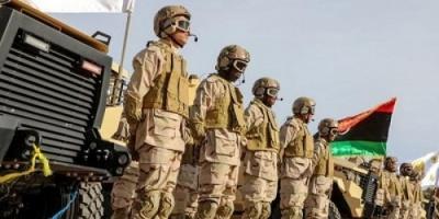 الجيش الليبي يتصدى للمليشيا في بلدة الأصابعة