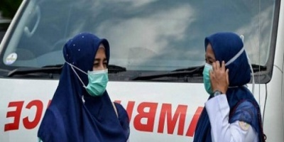 إندونيسيا تسجل 693 حالة إصابة بفيروس كورونا