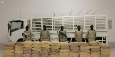 إحباط مخطط حوثي لتهريب المخدرات إلى السعودية